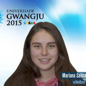 Gwangju 2015: Mariana Salinas (Facso) representa a Chile en vóleibol