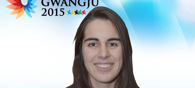 Gwangju 2015: Laura Sotomayor (FEN) representa a Chile en vóleibol