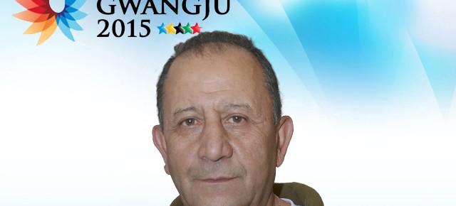 Gwangju 2015: Luis Olguín es el técnico en tenis de mesa mujeres